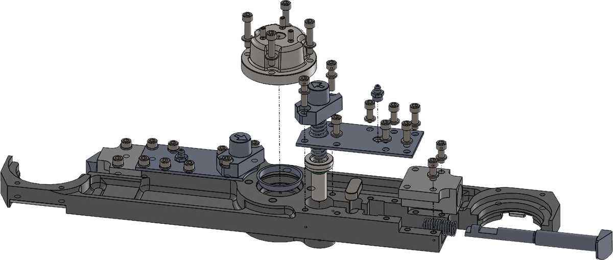 Reverse Engineering SolidWorks Exploded View